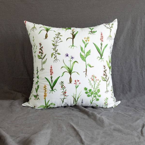 Botanic Collection Cushion Case (45x45)