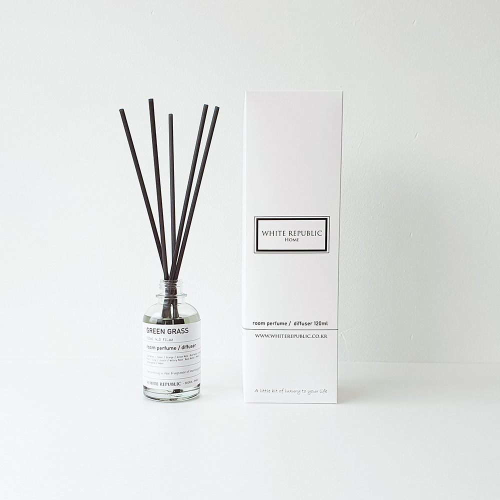 [무료배송] WR Diffuser Green-Grass 120ml