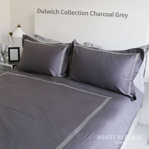 Dulwich Collection Cover Set (Charcoal Grey)