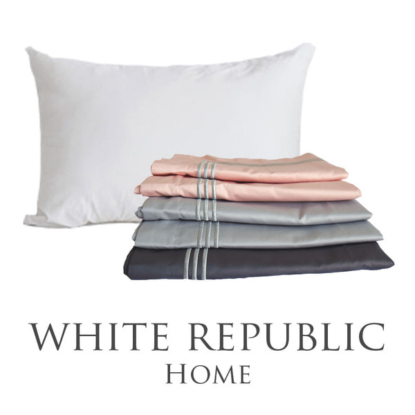 Dulwich Oxford Pillow Set (Colors)