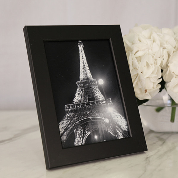 [균일가] Oxford Photo Frame 5x7 Black