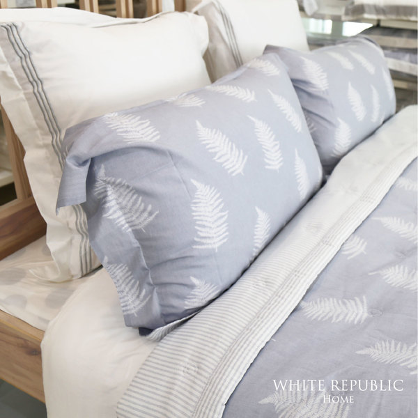 Lauren Leaf Oxford Pillowcase