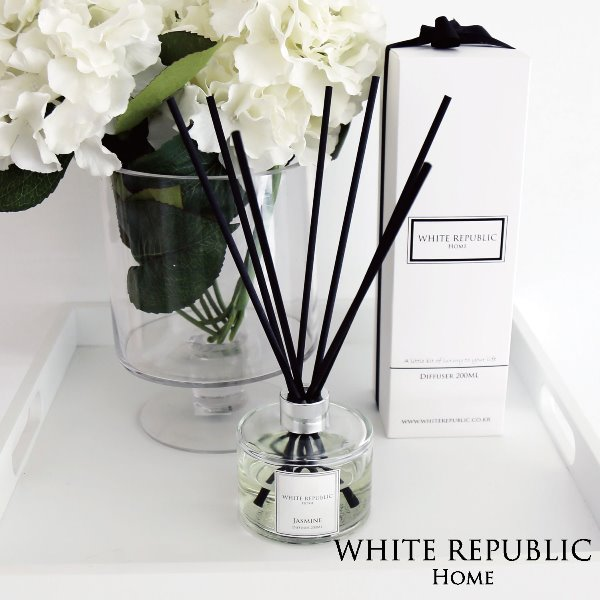 White Republic Diffuser 200ml (Zen)