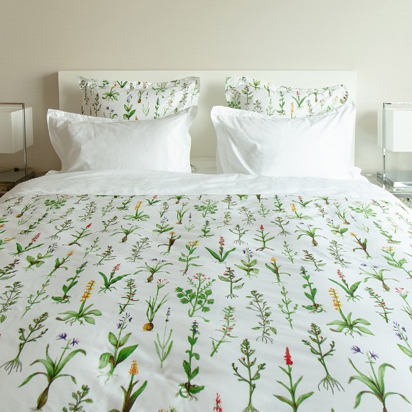Botanic Collection Duvet Cover Q