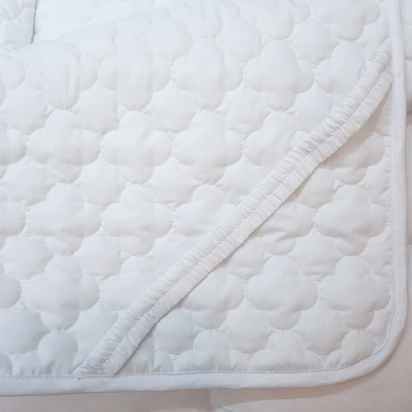 Hotel Mattress Protector with band  (SS, Q, K)