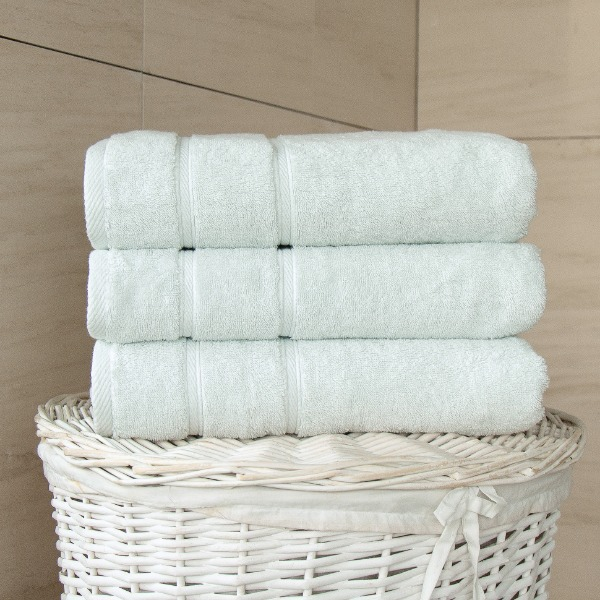 Egyptian Cotton Bath Towel 3P