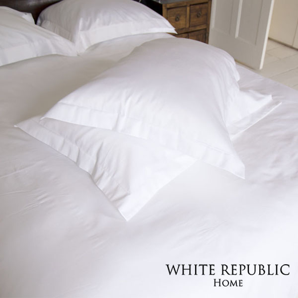 Ritz Collection Oxford Pillowcase White 1P