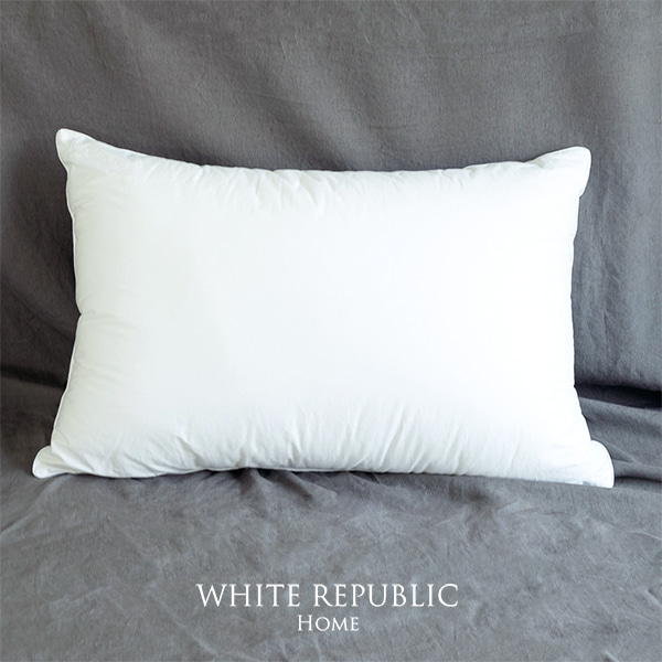 Microfiber Pillow (Cotton Cover)