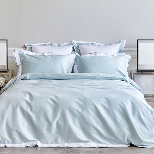 Four Seasons Collection Duvet Cover Q Mint W