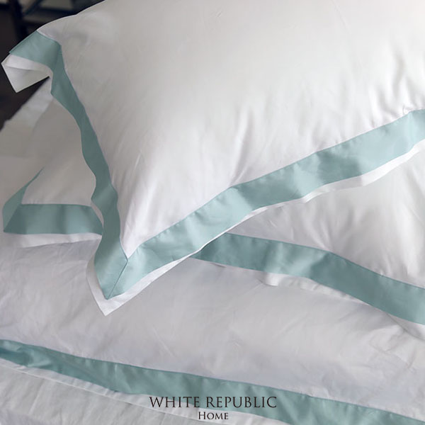 Four Seasons Collection Oxford Pillowcase White M