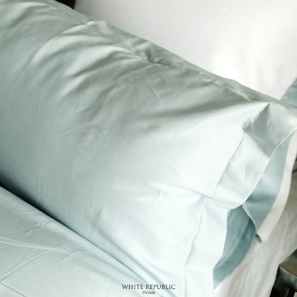 Ritz Collection Oxford Pillowcase Mint 1P